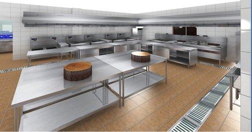 贵州ldsports乐动体育厂家告诉厨房设备包括哪些