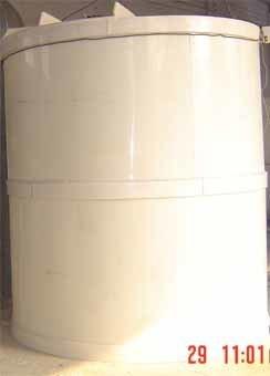 防腐储罐储液压强较大