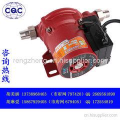 抽水泵CQC認證