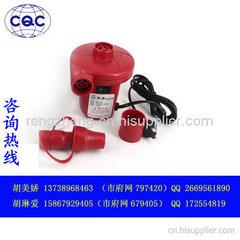 電動抽氣機CQC認證
