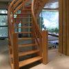 贵州实木楼梯批发