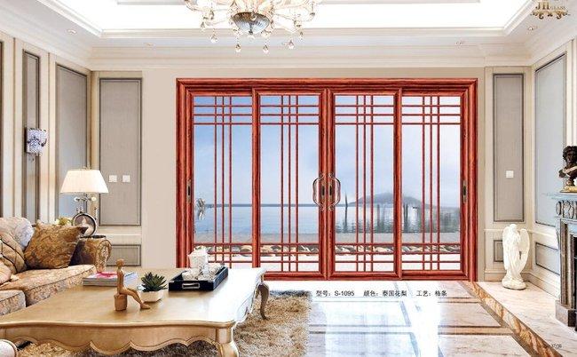 厨房玻璃隔断门
