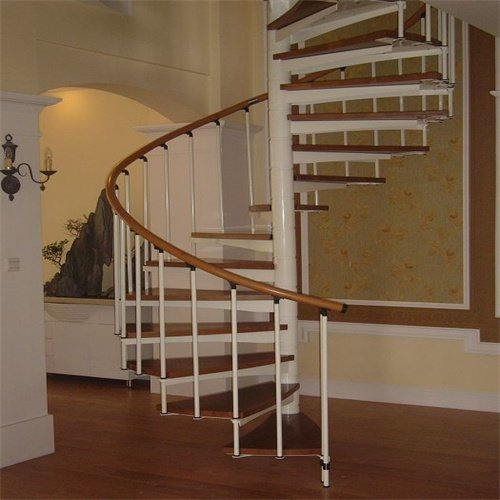 贵州钢木楼梯装修安装时候要注意的三个要点