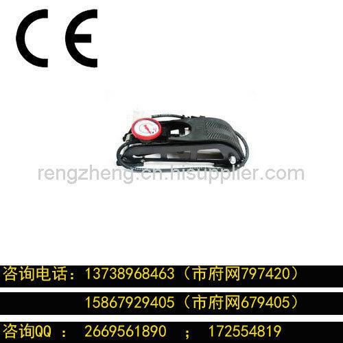 氣筒CE認證