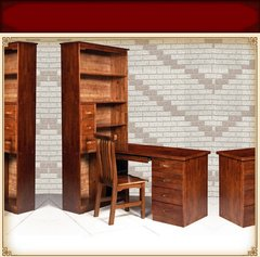 图书馆香樟木古籍书柜
