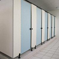 贵州公厕隔断施工