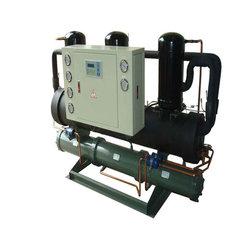 小型开放式冷水机------水冷型