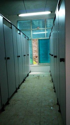 卫生间隔断墙类型