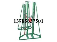 供应立柱式电缆线盘支架