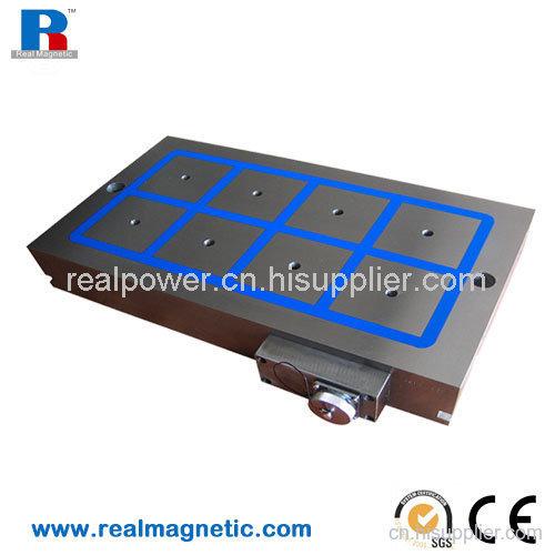 强力电控永磁吸盘