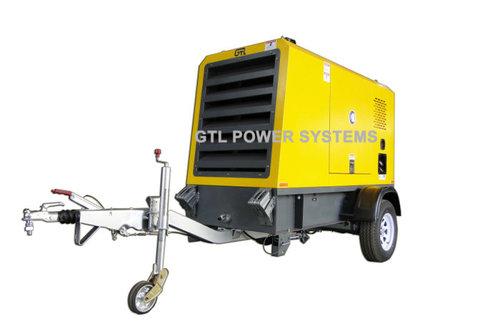 移动式发电机组