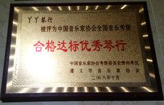 中国音乐家协会全国音乐考级