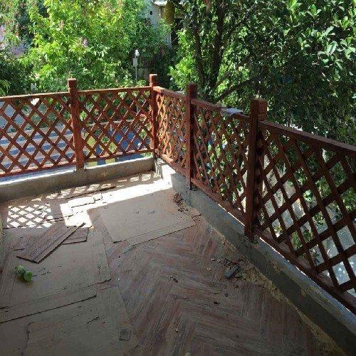 南宁有品质的防腐木围栏 耐用美观的木护栏供应