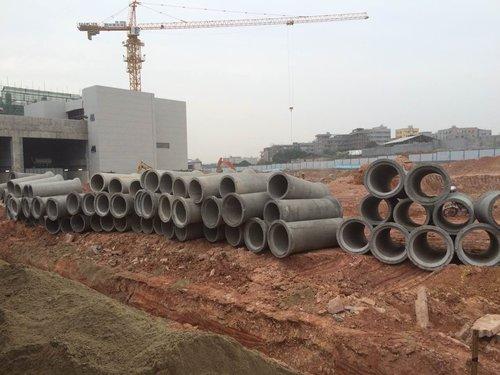 乐动体育直播平台联芯集成电路制造有限公司混凝土排水管工程