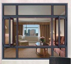 贵州铝合金门窗制作