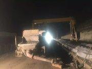 沪昆高铁中铁建二十局关岭段无砟轨道车载泵浇注