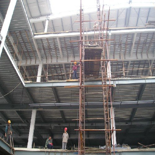 汽车4s店钢结构价格专卖 陕西汽车4s店钢结构造价