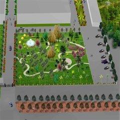 貴州廣場景觀設計
