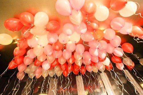 婚庆气球装饰婚房的技巧