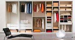 眉山整体衣柜定制。