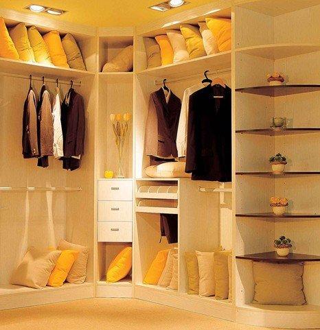 眉山整体衣柜.