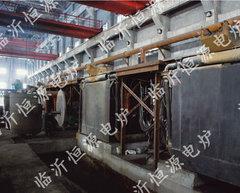 钢壳炉使用现场
