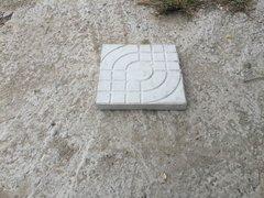 白色西班牙彩砖