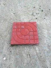 红色西班牙彩砖