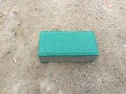 鲜绿色细面分层乐动体育 app直播砖