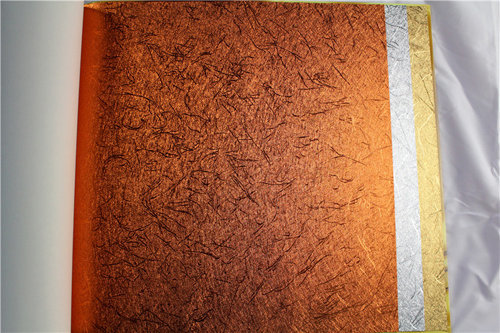 成都金箔墙纸代理