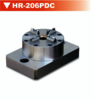 CNC氣動快速基準夾頭(防銹型帶連接底板)
