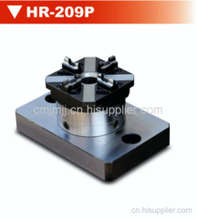 CNC气动快速基准夹头(带连接底板)