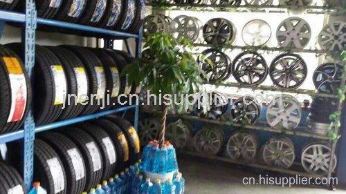 济南起亚狮跑原配轮胎型号