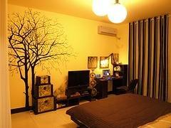 河南高水平的家装彩绘、家装墙绘价格