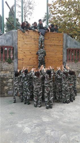 中国狼牙拓展训练基地