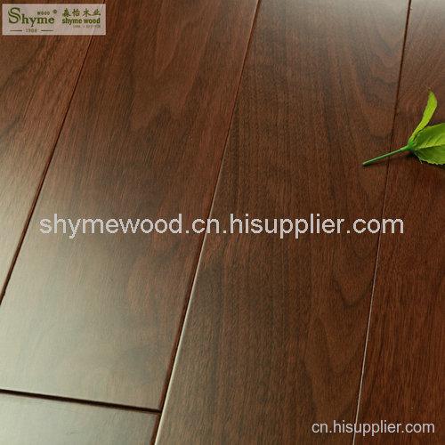 美国黑胡桃 实木复合地板