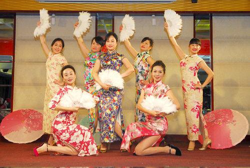 柳工职工艺术团庆祝成立15周年