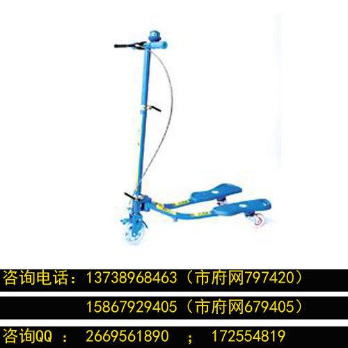 武義蛙式滑板車CCC認證
