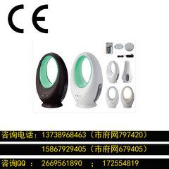 金華無葉風扇CE認證
