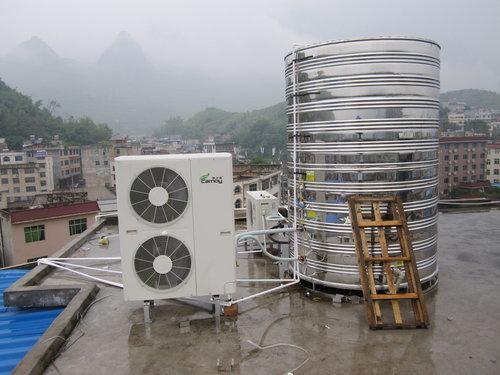 公寓热水工程系统方案