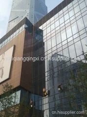 杭州幕墙玻璃清洗哪家好
