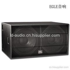 贵州雷度音响EGLE艺高专业低音炮音箱