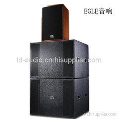 贵州雷度专业音响EGLE艺高专业低音炮音箱