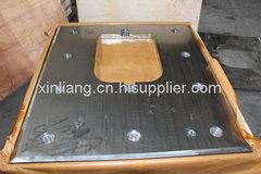 高强度耐磨耐高温复合滑板