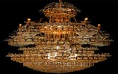 贵州水晶灯厂家