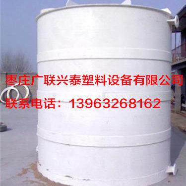立式储罐制造