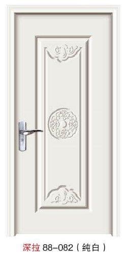 广西钢木门安装
