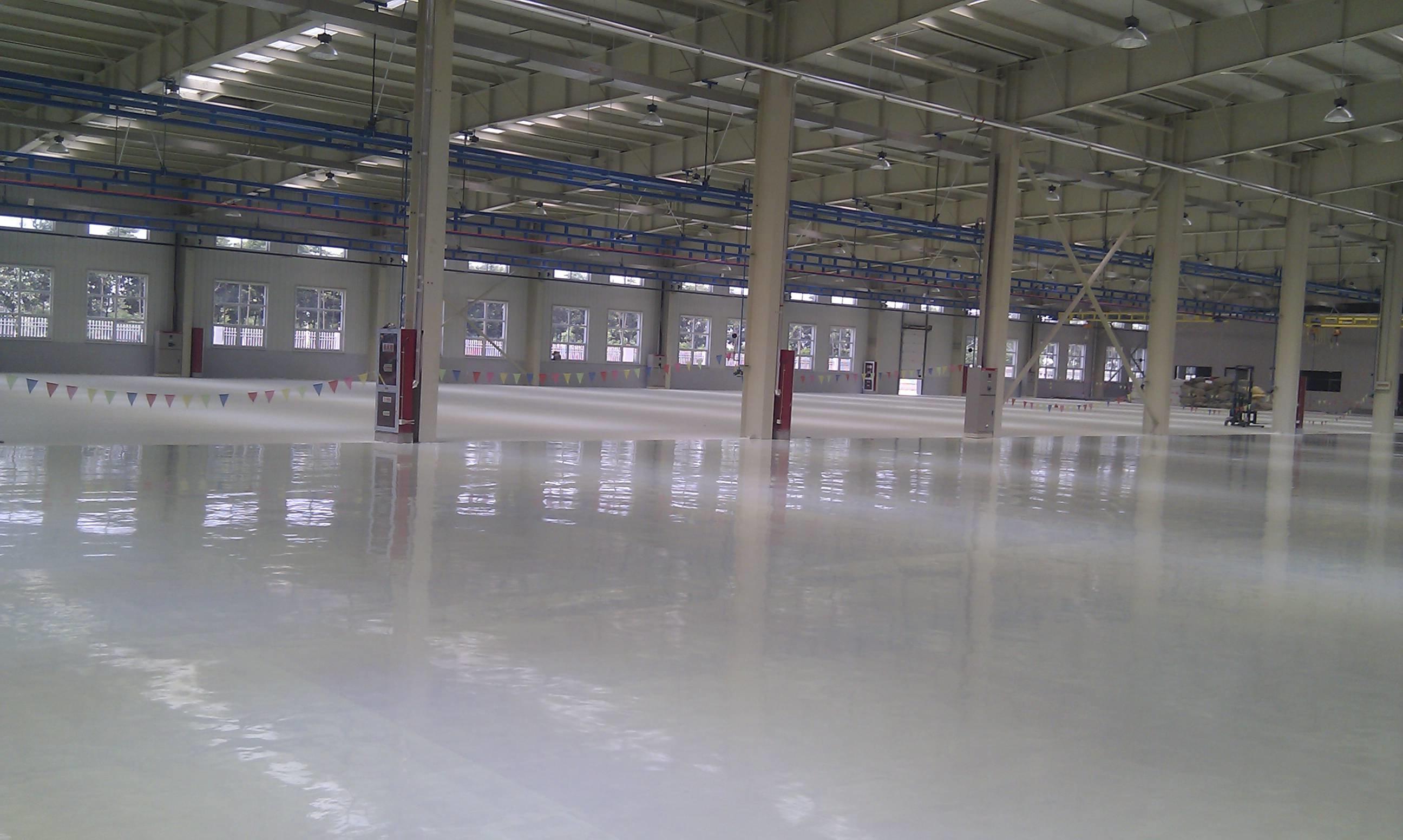 环氧树脂砂浆型地坪,环氧树脂平涂型地坪
