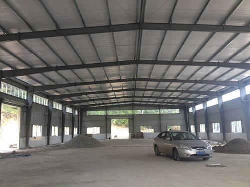 貴陽鋼結構廠房設計
