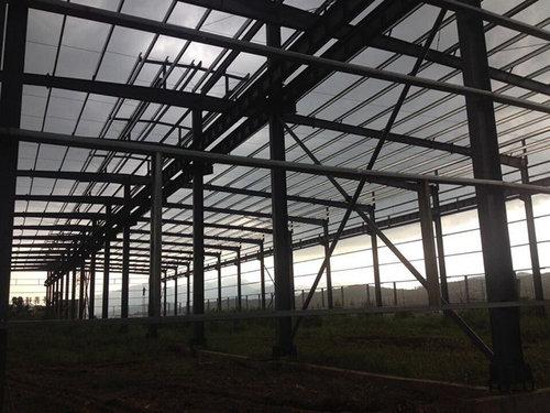 贵阳钢架结构厂房